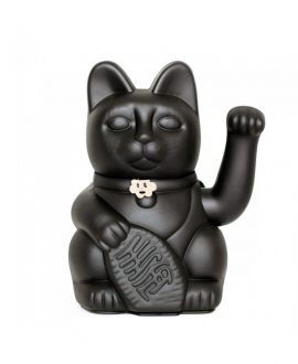 Lucky Cat Black Diminuto Cielo