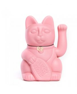Lucky Cat Chewing Gum Pink Diminuto Cielo