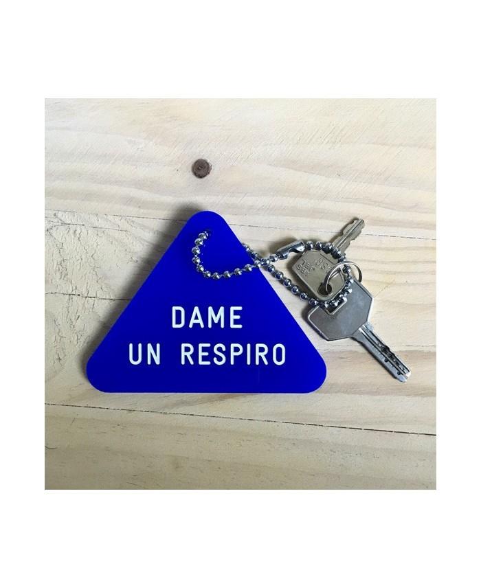 DAME UN RESPIRO