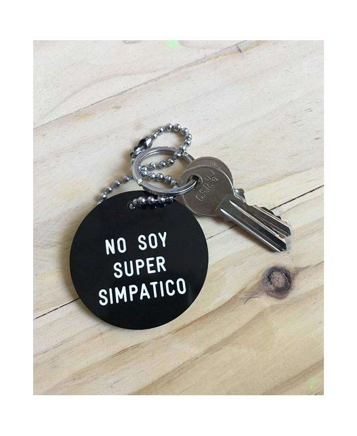 NO SOY SUPERSIMPATICO