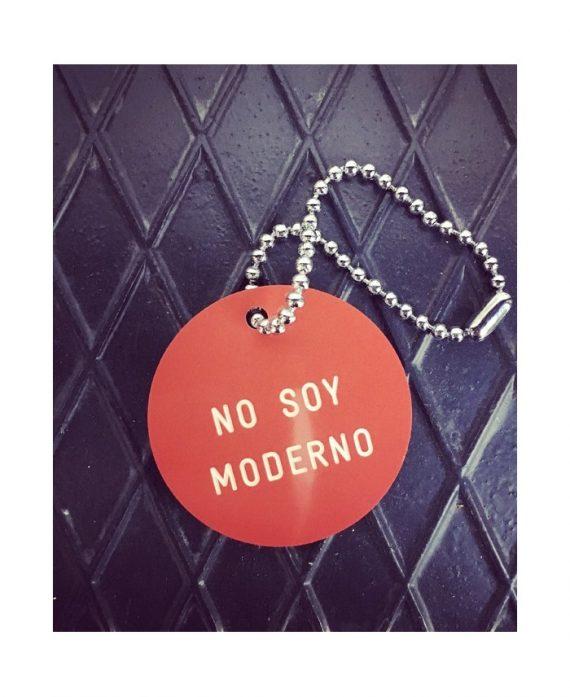 NO SOY MODERNO
