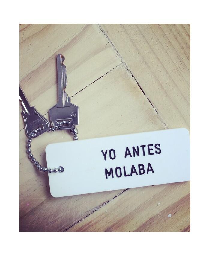 YO ANTES MOLABA