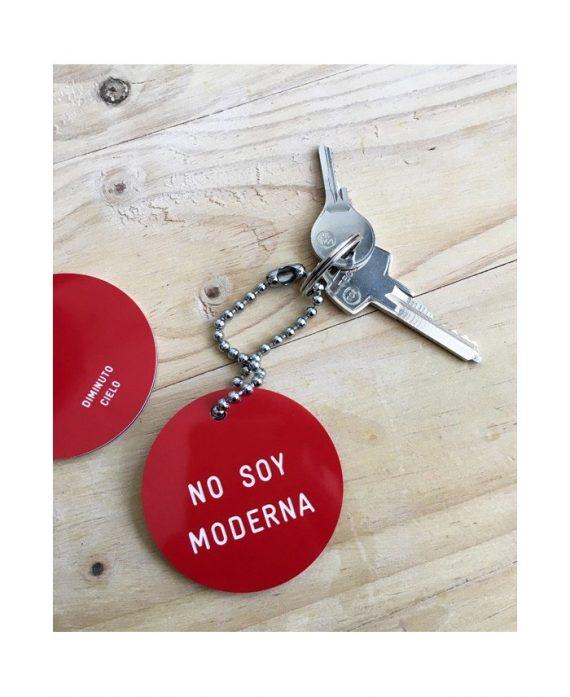 NO SOY MODERNA