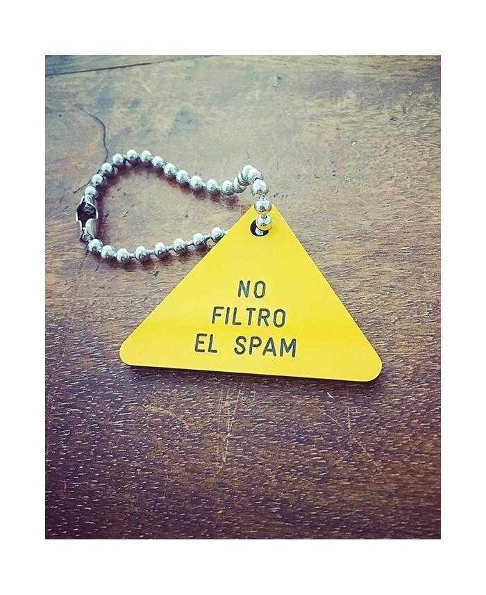 NO FILTRO EL SPAM