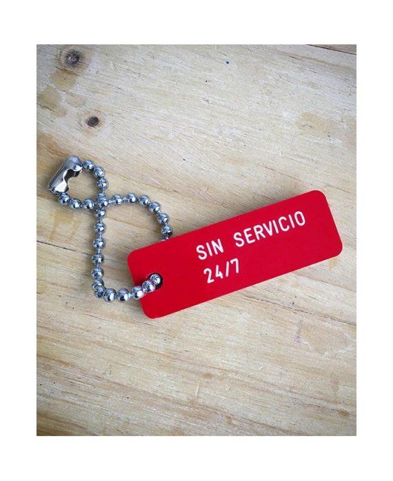SIN SERVICIO 24/7